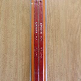 Полотна быстрорез набор (красные) 12шт